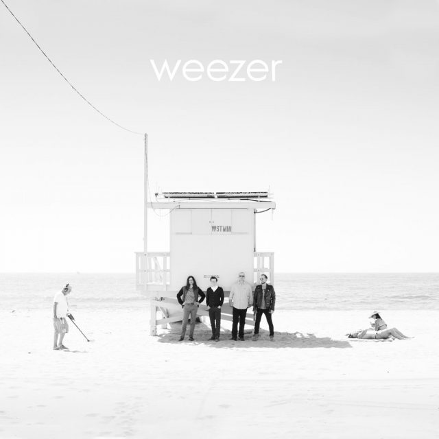 "Weezer Announce White Album, Share ""King Of The World"""