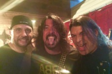 Watch Dave Grohl Cover Motörhead With Members Of Metallica, Pantera, & Slayer At Dimebash