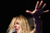 "Courtney Love Covered The Shit Out Of Radiohead's ""Creep"" Last Night"