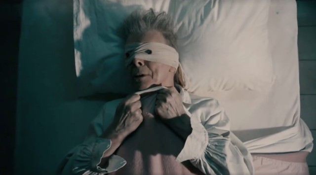 David Bowie - Lazarus video