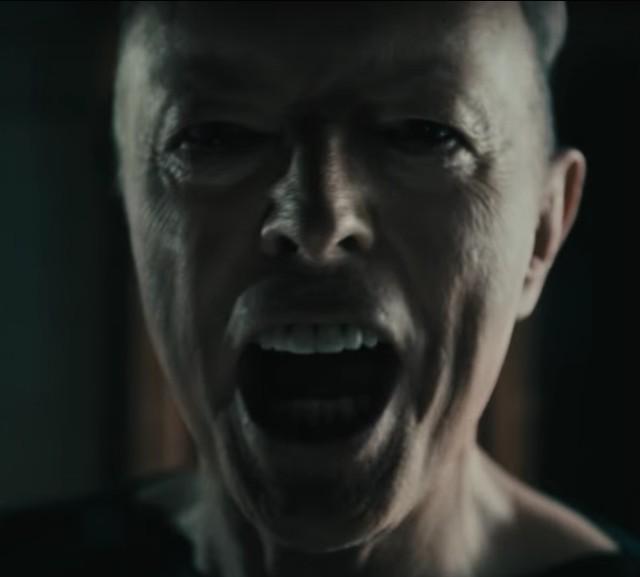 David Bowie - Lazarus video