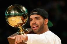 Drake, Win Butler Team Up For NBA Celebrity All-Star Game