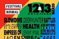 Festival Nrmal 2016 Lineup