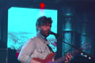 Watch Foals Bring &#8220;Mountain At My Gates&#8221; To <em>Colbert</em>