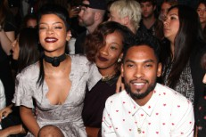 Rihanna Performs With Miguel At Wildheart Motel Event