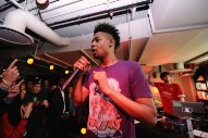 Danny Brown Discusses His Love For Sufjan Stevens, Natalie Prass