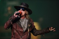 Guns N' Roses Asking $3 Million Per Show On Reunion Tour