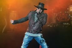 Axl Rose No Longer Appearing On Jimmy Kimmel Tomorrow?
