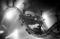 Tommy Lee Gets Stuck In Roller Coaster At Mötley Crüe's Final Concert