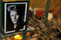 David Bowie's Ashes To Be Scattered In Bali