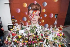 David Bowie Planned One More Album After Blackstar