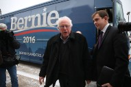 Vampire Weekend Are Playing A Bernie Sanders Rally In Iowa City