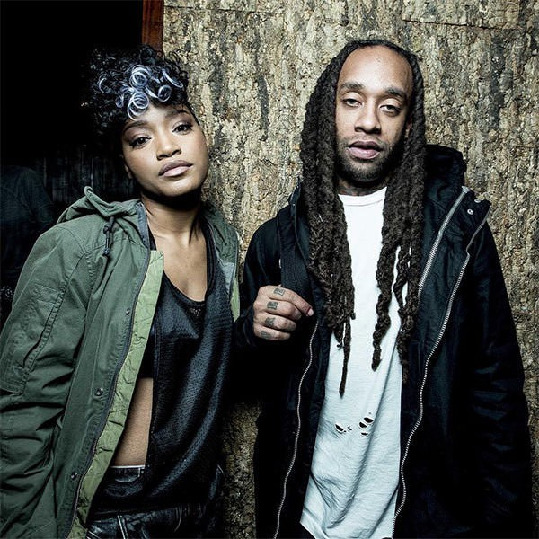 Keke Palmer and Ty Dolla Sign