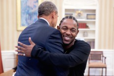 Obama Says Kendrick Lamar Would Beat Drake In A Rap Feud