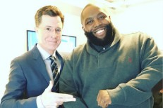 Watch Stephen Colbert's Great Killer Mike Interview