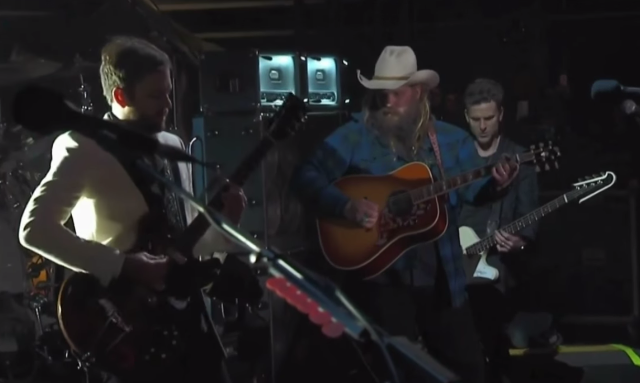 Kings Of Leon with Chris Stapleton