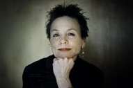 Laurie Anderson Is Playing A Concert For Dogs In New York Tonight