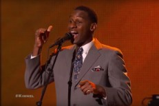 Watch Leon Bridges&#8217; Smooth, Effortless <em>Kimmel</em> Performance