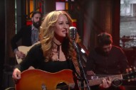 Watch Margo Price Make Her TV Debut On <em>Colbert</em>