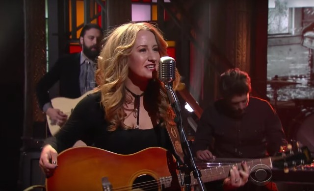 Margo Price on Colbert