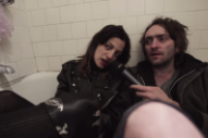 "Mass Gothic – ""Every Night You've Got To Save Me"" Video (Stereogum Premiere)"