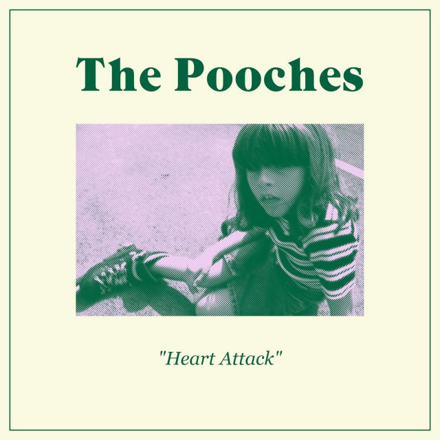 The Pooches - Heart Attack EP