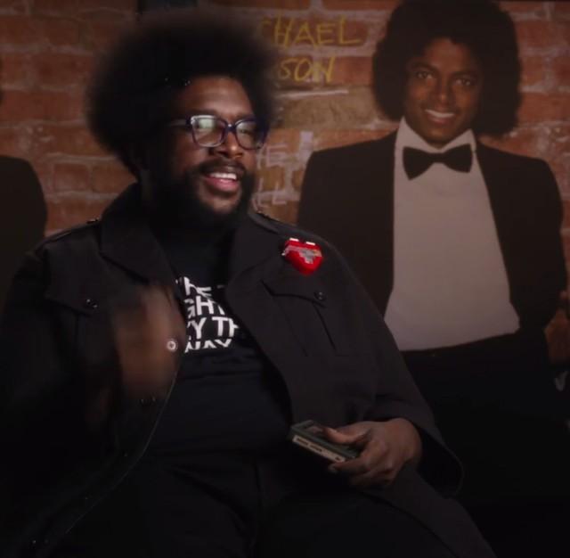 Quest Michael Jackson Doc