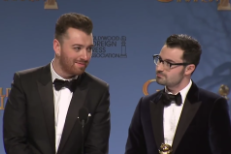 Sam Smith and Jimmy Napes