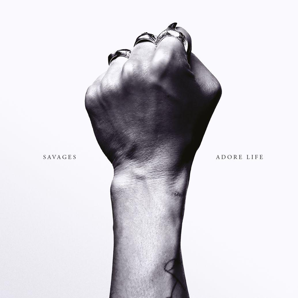 ¿Qué música estás escuchando? - Página 5 Savages-Adore-Life