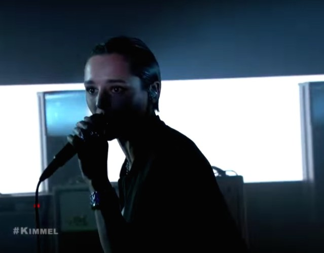 Savages on Kimmel