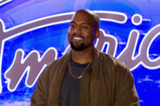 """Watch Kanye West's American Idol """"Audition"""""""
