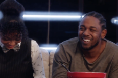 Watch Kendrick Lamar In A <em>Black-ish</em> Promo