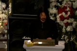 Watch Dave Grohl's Eulogy At Lemmy's Memorial Service
