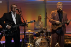 Squeeze Change Lyrics To Criticize David Cameron To His Face On Live TV