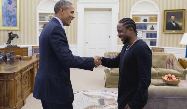 Watch Kendrick Lamar Meet President Obama In Mentorship PSA