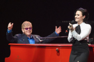 Watch Elton John Cover David Bowie And Perform With Demi Lovato, Shawn Mendes, Patrick Stump In LA