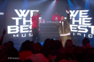DJ Khaled Performed With Future, Delivered A Message To Jeb Bush On <em>Kimmel</em>