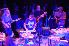 Watch Tortoise Play <em>The Catastrophist</em> Songs Live For The First Time At Chicago Tour Opener