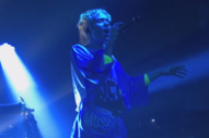 "Watch Grimes Do ""Flesh Without Blood,"" ""Butterfly,"" And An ""Ave Maria"" Cover Live For The First Time In Seoul"
