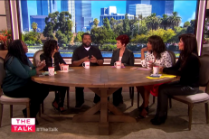Cube on The Talk