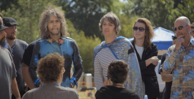 The Flaming Lips on Portlandia