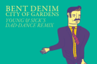 "Bent Denim — ""City Of Gardens"" (Young & Sick Remix) (Stereogum Premiere)"