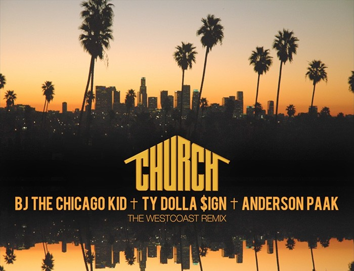 bj the chicago kid church free mp3 download