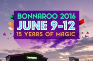 Bonnaroo App Leaks 2016 Lineup