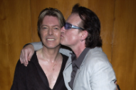 Bono Shares Eulogy For David Bowie