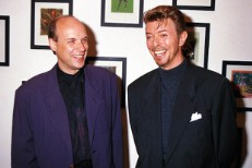 Brian Eno Shares Eulogy For David Bowie