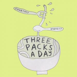 "Courtney Barnett - ""Three Packs A Day"""