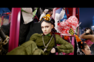 "Grimes – ""Kill V. Maim"" Video"