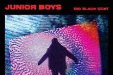 Stream Junior Boys Big Black Coat