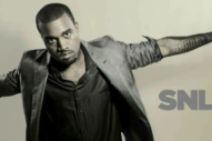 Kanye West Playing <em>SNL</em> Next Month